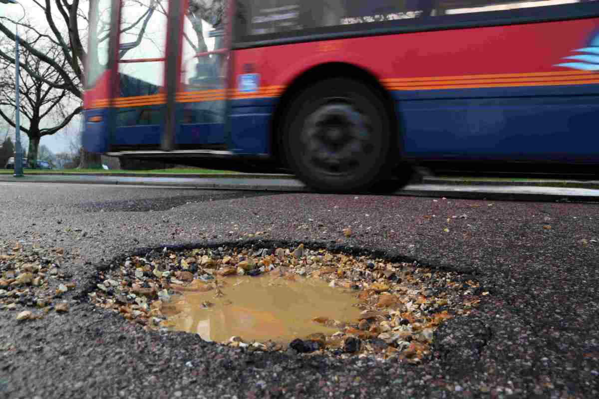 £12.3m pothole cash fund for Somerset