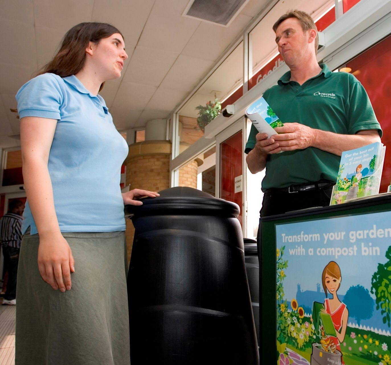Free composting training in Somerset
