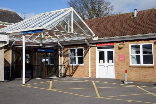 Chard's Minor Injury Unit opening hours cut