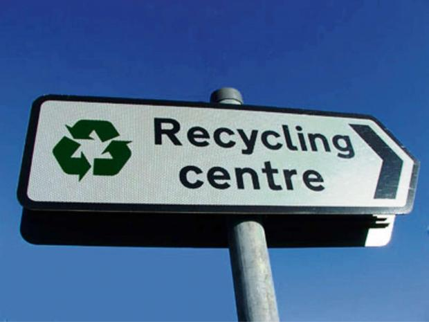 Easter recycling and rubbish collection in Chard and Ilminster