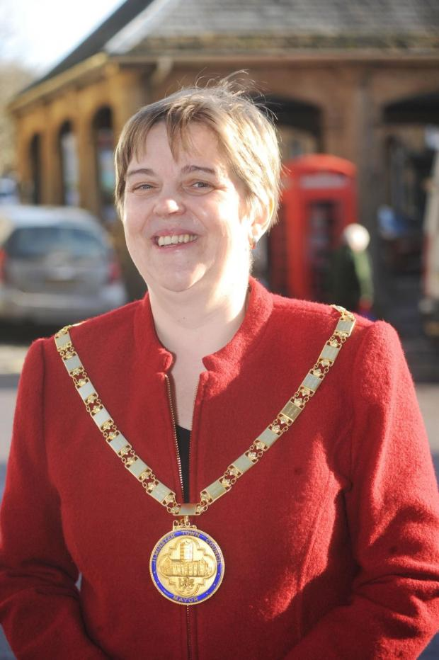 Chard & Ilminster News: Town Hall Talk: Mayor of Ilminster Emma Jane Taylor