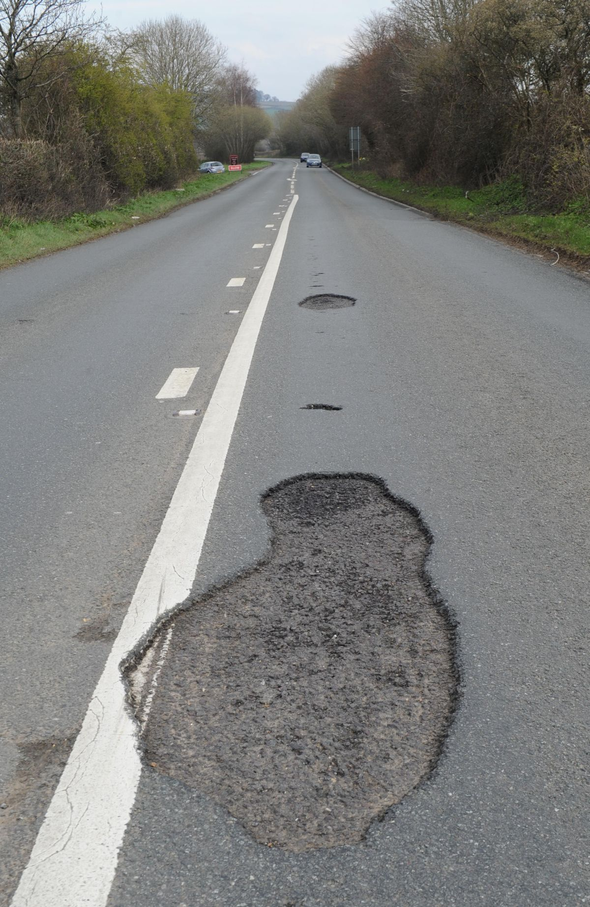 Drivers call for pothole repair cash in Chard and Ilminster