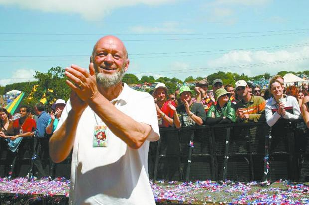 FEATURE: Michael Eavis talks Glastonbury Festival