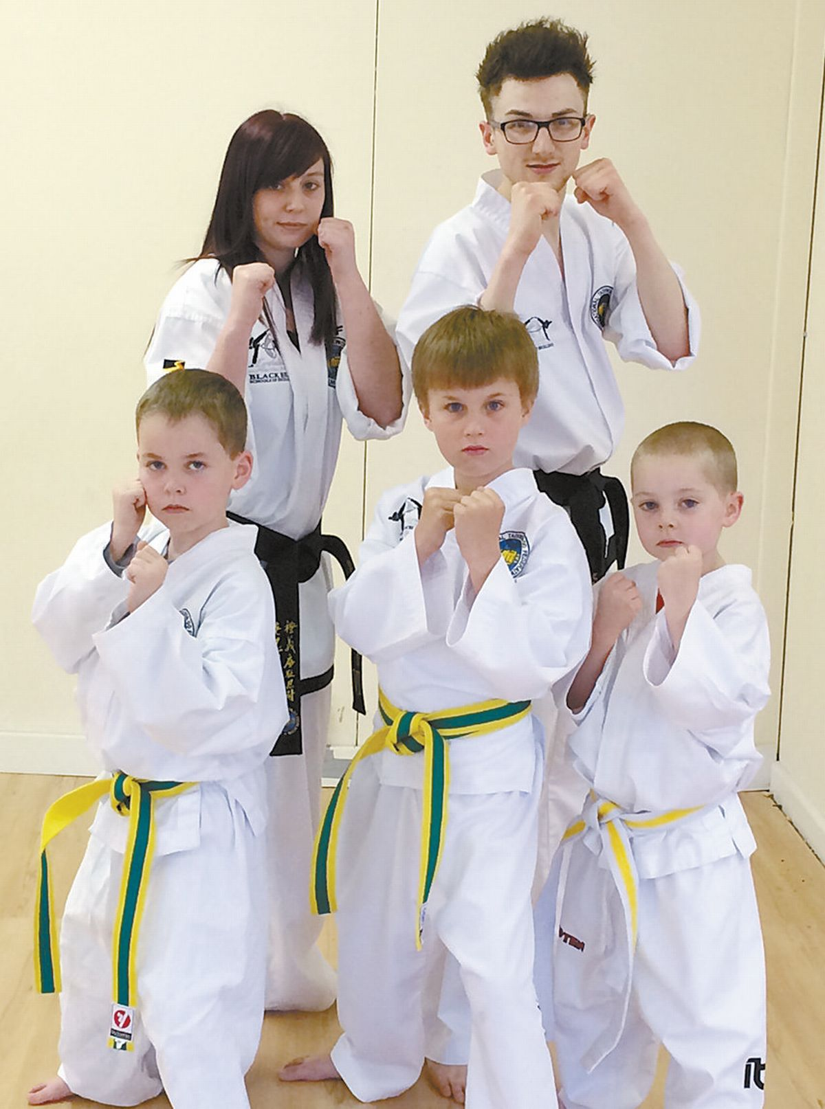 Grading success for Chard students