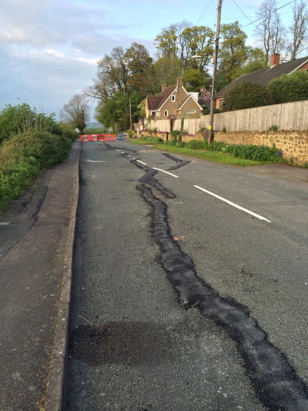 Chard & Ilminster News: New Road in Ilminster will not re-open until Christmas