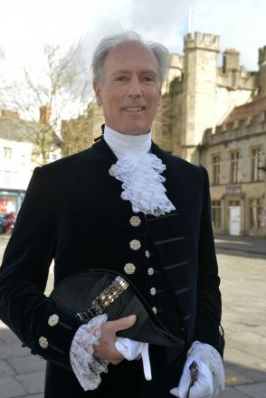 Richard Lloyd appointed High Sheriff of Somerset