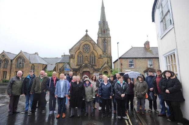 Ilminster Methodist Church revamp