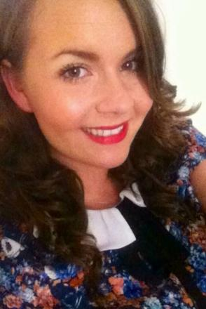 Megan Cox says she feels discriminated by Emirates Airline. Photo: Facebook.