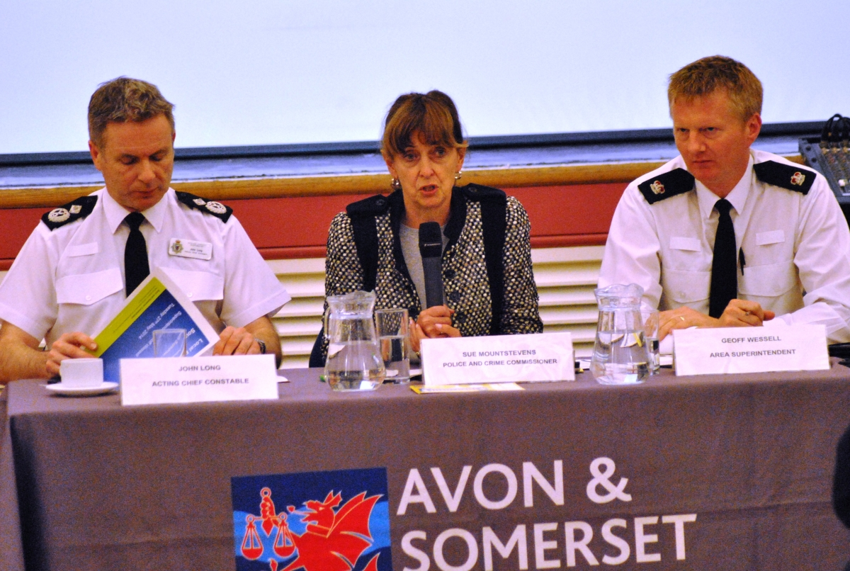 Concerns over policing in Chard and Ilminster