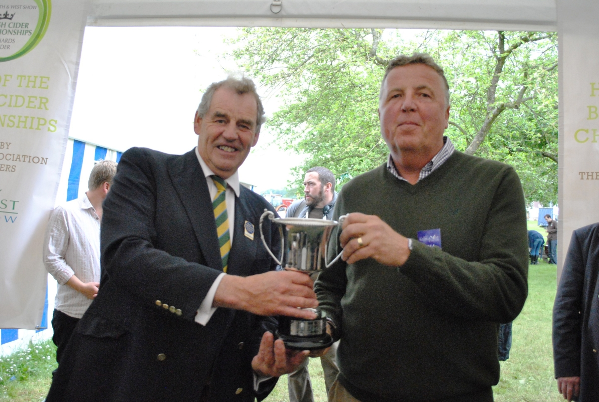 Chard and Ilminster winners at Bath and West Show