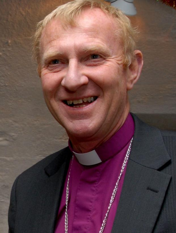 Chard & Ilminster News: The Bishop of Bath and Wells, the Rt Rev Peter Hancock.