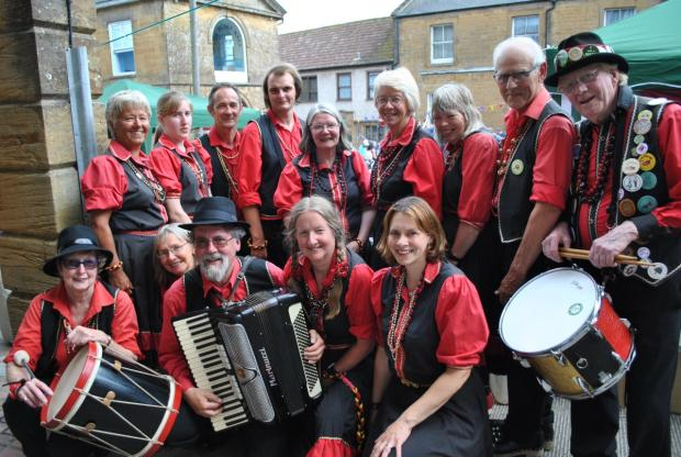 PICTURES: South Petherton Folk Festival