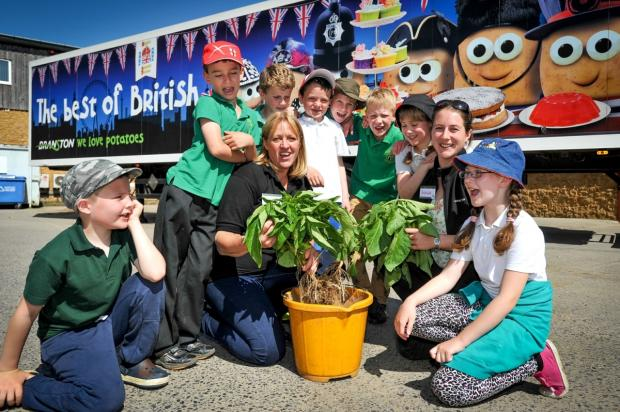 Frogmary Green Farm in South Petherton hold open day