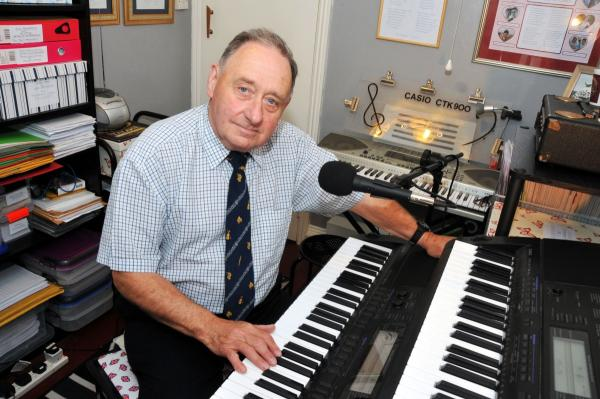 Chard music man writes almost 600 songs