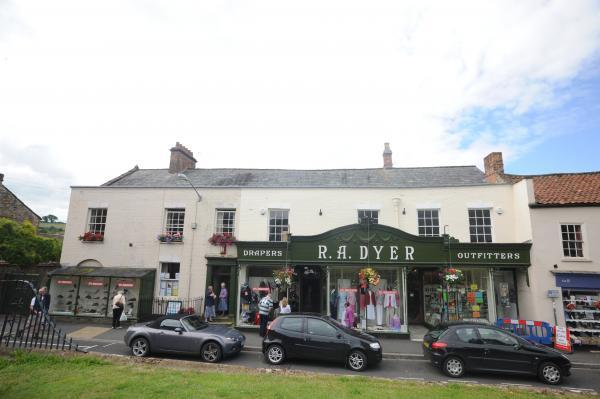 Chard & Ilminster News: Historic Ilminster shop R.A Dyer set to close