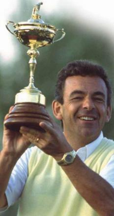 TONY Jacklin.