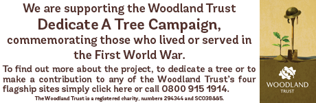 Chard & Ilminster News: Woodland Trust