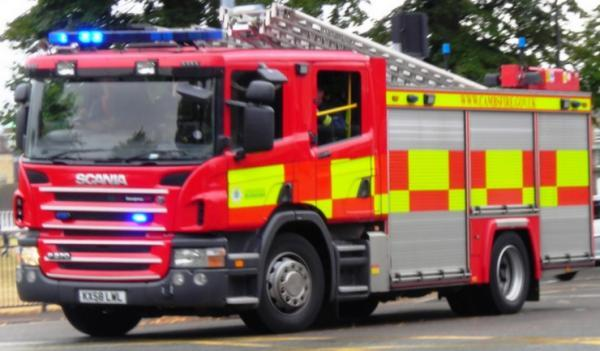 Washing machine catches fire in Ilminster