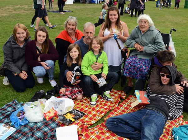 PICTURES: Ilminster Party in the Park