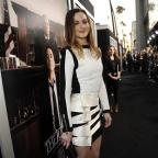 Chard & Ilminster News: Leighton Meester at the premiere of The Judge in Los Angeles