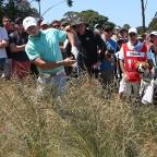 Chard & Ilminster News: Rory McIlroy struggled badly just before the turn at the Australian Open (AP)