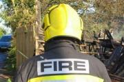 Fire crew from Crewkerne puts out chimney fire