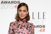 Guess where Alexa Chung keeps her shoes?