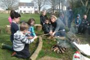 Cash boost for Neroche's Forest School