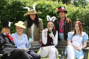 MAD Hatter's Tea Party at Ferne Animal Sanctuary