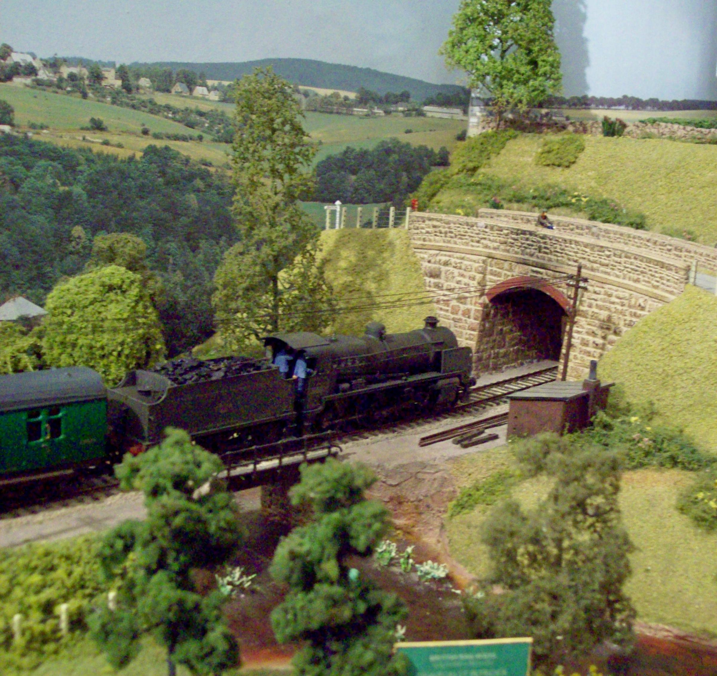 Exmoor Toy & Train Fair