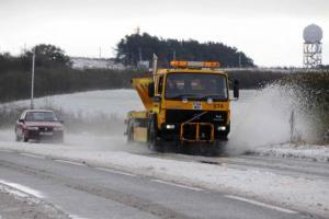 Somerset gritters travel the equivalent of nearly twice around the world this winter