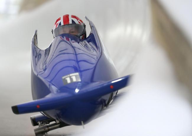 BOBSLEIGH: Chard Youth Winter Olympian Aimee Davey edged out of medal in Norway