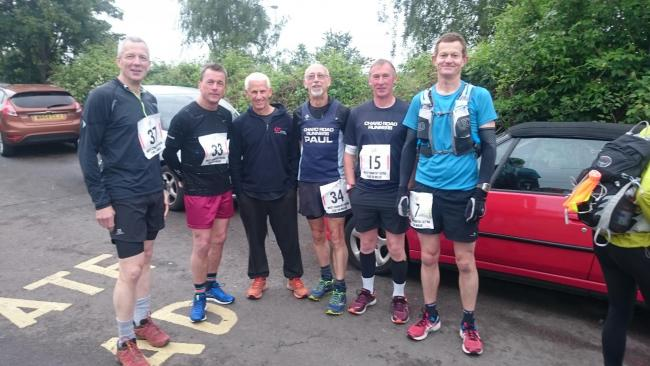 RUNNING: Chard Road Runners complete busy weekend