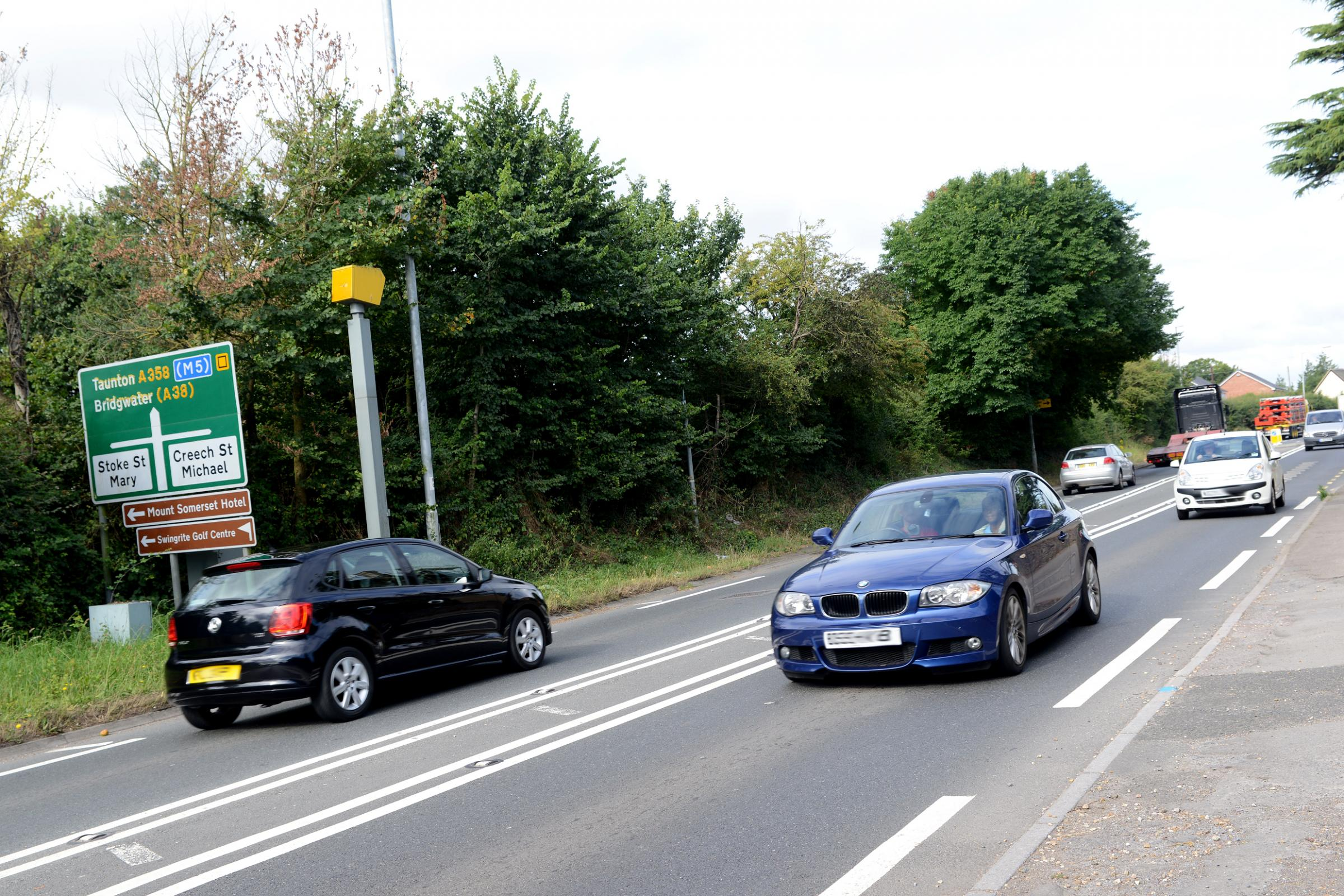 There will be THREE options in Highways England's new A358 consultation