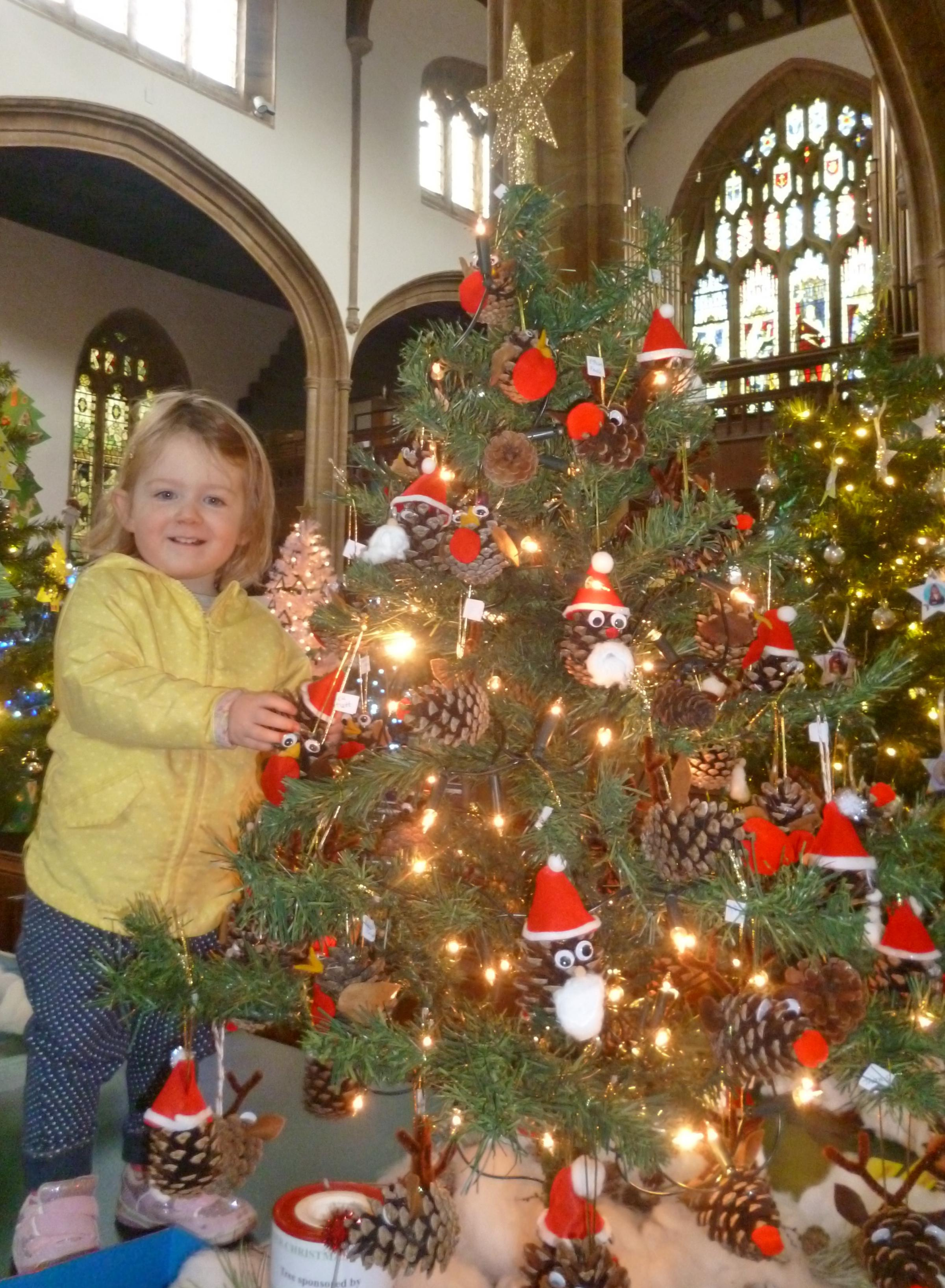 Creative Christmas creations coming as Ilminster's tree festival returns next week