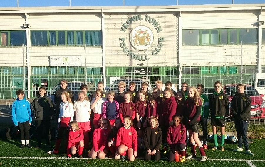 Tournament Finalists: Holyrood Academy and Preston School