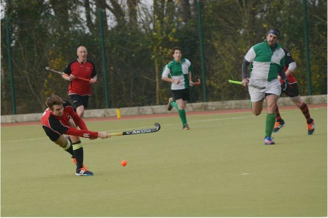 THREE WINS: Chard Hockey Club enjoyed a successful weekend.