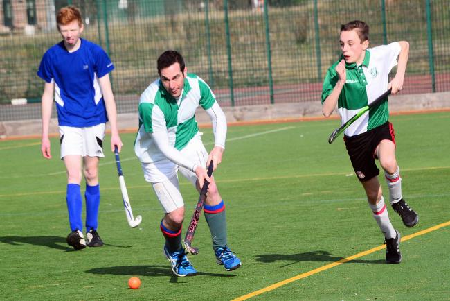 THREE WINS: Chard Hockey Club made it a hat-trick of victories over the weekend.