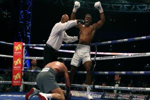 5 possible opponents for Anthony Joshua's next fight