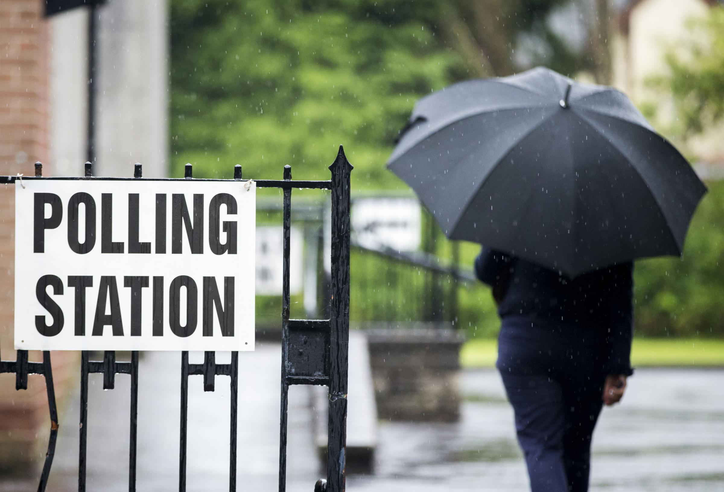 OPEN: Polls are open across the country