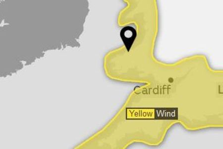 WEATHER WARNING: The strife of Brian - strong winds across Somerset