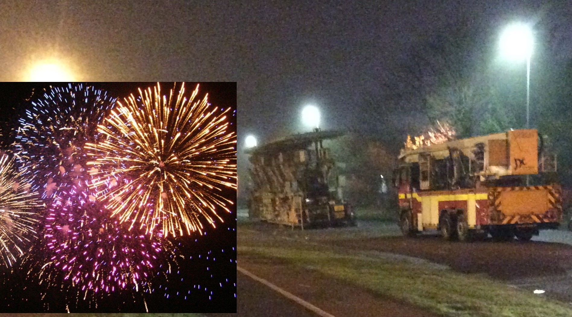 Ilminster fireworks pledge collection bucket money to family of woman injured in Chard Carnival crash