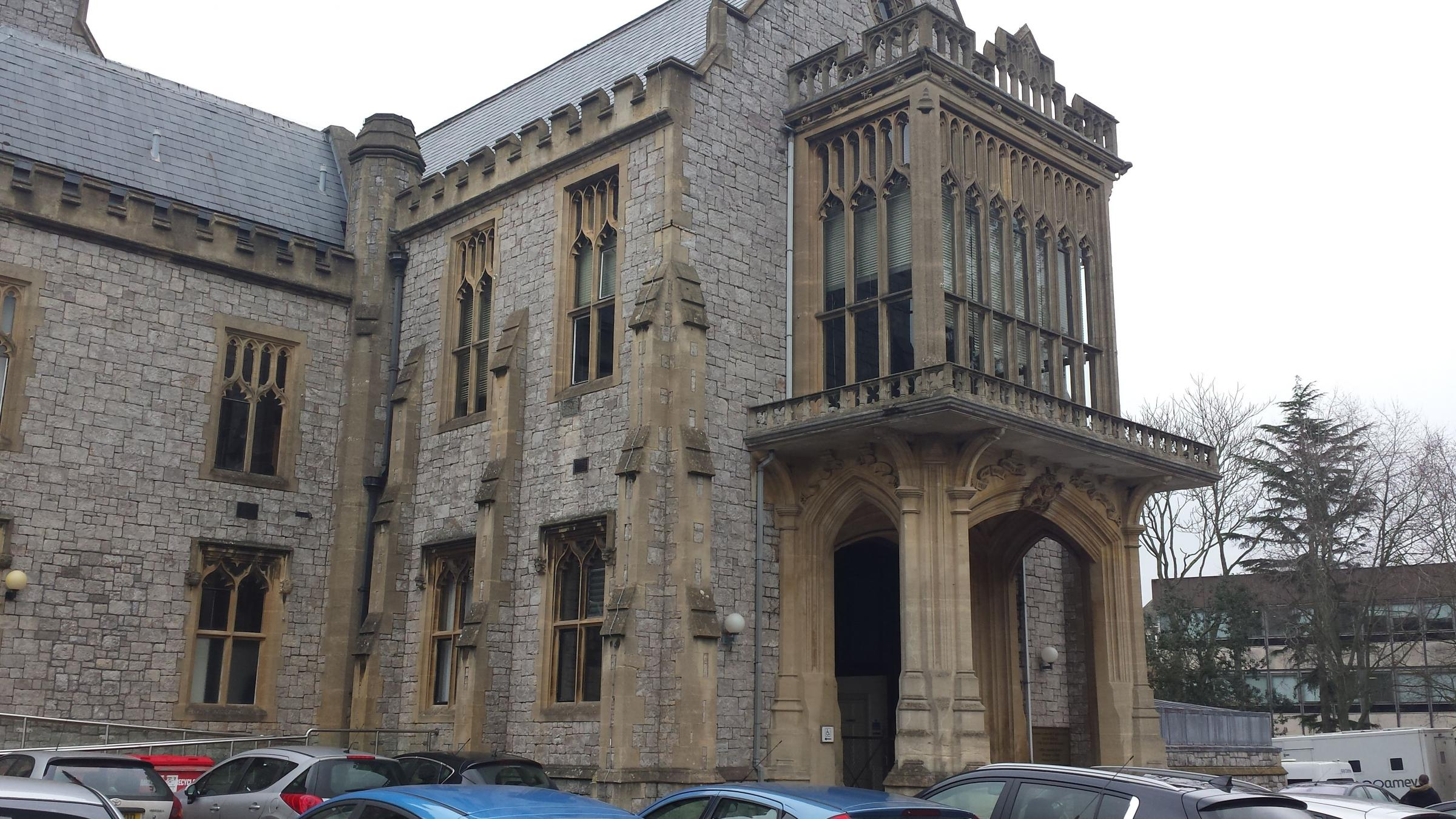 SENTENCING: Martyn Walker appeared before Taunton Crown Court