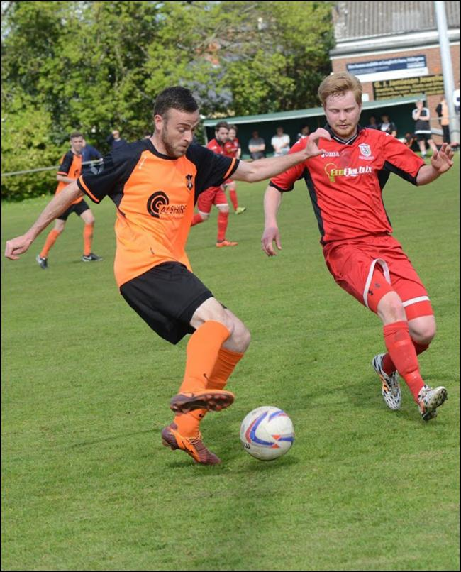 BOXING DAY TREAT: Chard Town face local rivals Bishops Lydeard on Tuesday.