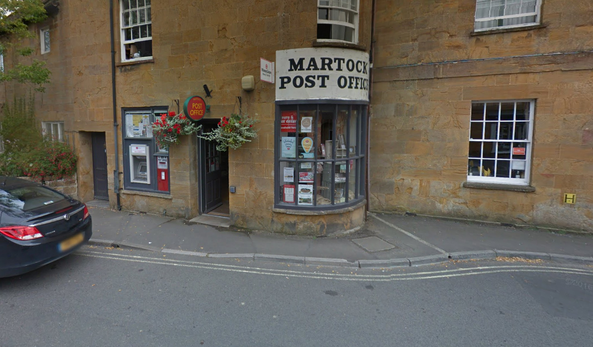 Man in court charged with stealing more than £4,000 in Post Office robbery