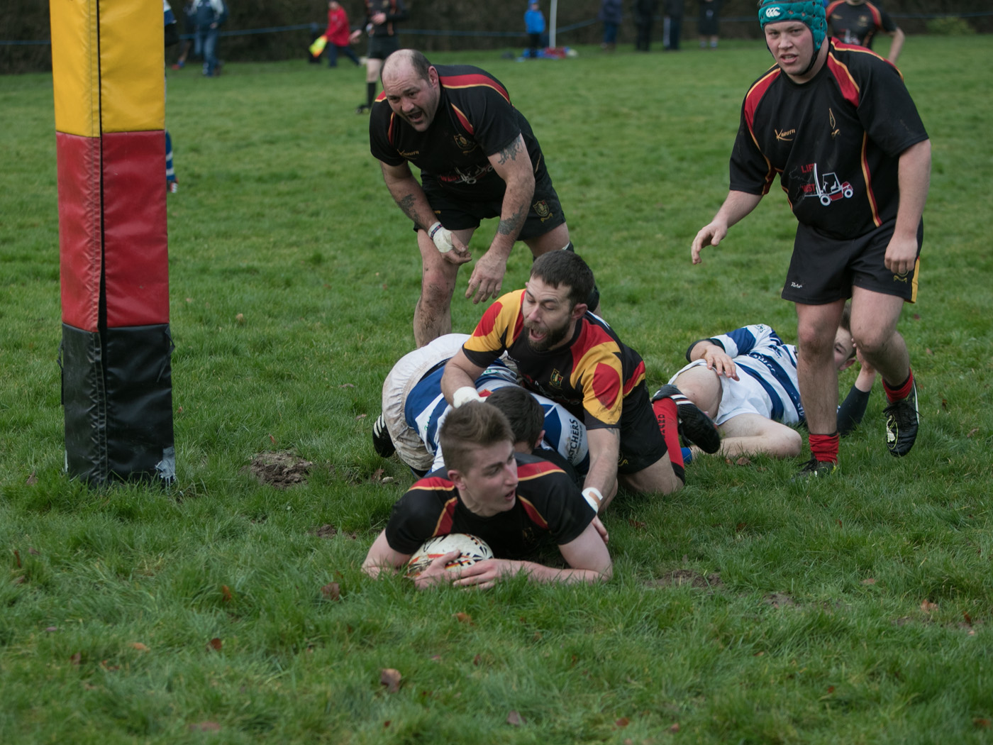 ACTION: Chard RFC's first and second XV's are in action over the weekend.