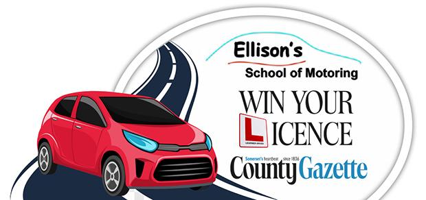 Chard & Ilminster News: Win your driving licence with the County Gazette and Ellisons School of Motoring