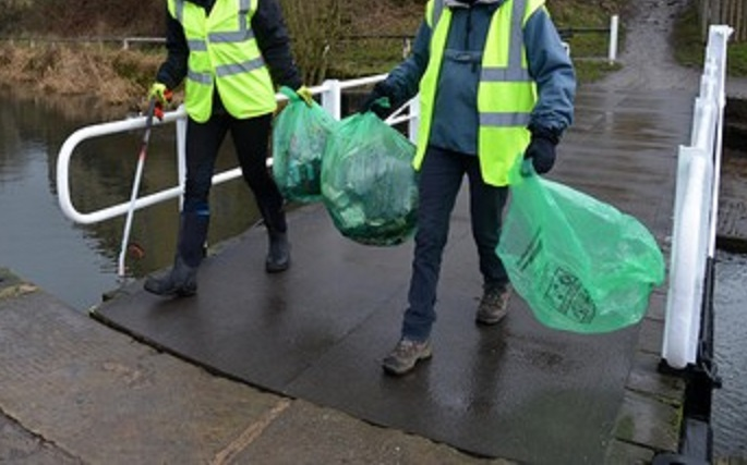 Blackdown Hills parish set for a spring clean as litter pickers head out