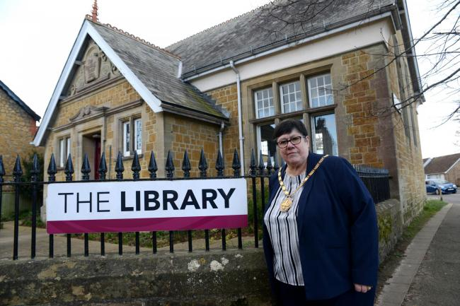 SAVE YOUR LIBRARY: Ilminster must 'think outside the box' to save service