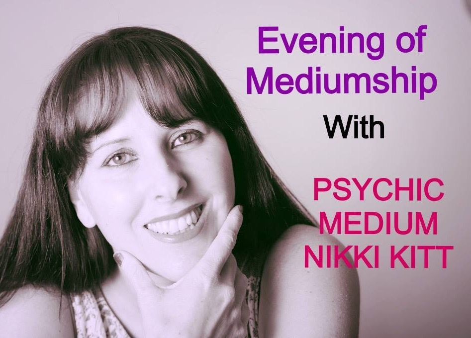 Evening of Mediumship with Nikki Kitt
